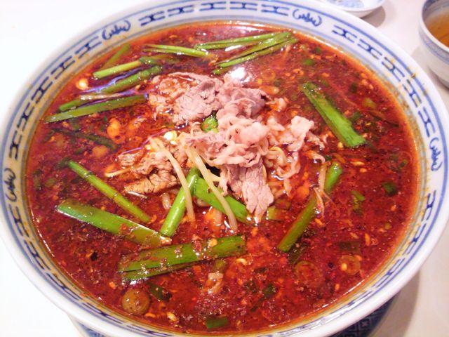 福龍園 - 超級麻辣湯麺 超激