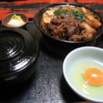 11860042 - 肉すきやき(2300円)