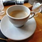 アッチューガ - コーヒー¥250
