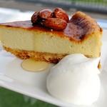 カフェ ローブ - チーズケーキ