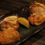 珀や 別邸 - 知床鶏の炭火焼