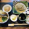 竹馬 - 料理写真:ミニ丼セット 天丼