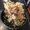 佐久の草笛 - 料理写真:かき揚げ天ぷらそば@950円