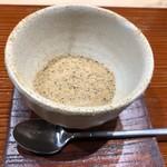 鮨旬美西川 - 黒糖プリン