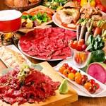 黒毛和牛 肉寿司 チーズ&デザイナーズ個室 Double Cheese -
