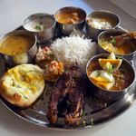 インディアンスパイスファクトリー - Durga Puja Taari