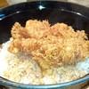 あかし - 料理写真:かき揚げ丼