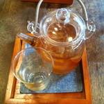 ポイント・ウェザー - アイスジャスミン茶