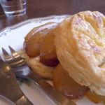11862850 - 始めて頂くアップルパイ。こんなに美味しいものだったんですね。