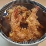天勝 - 料理写真:天ぷらそば