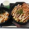 サンクロ - 料理写真:焼き焼きセットB+ミニとりから丼