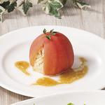 トマトファルシサラダ