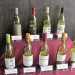 11863846 - メルシャンのワインは大和撫子(繊細)ですわねぇ