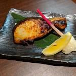 遊帆亭 - ギンダラ西京焼き