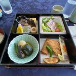 東京ベイ有明ワシントンホテル - 昼食の弁当