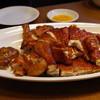 サウスラボ 南方 - 料理写真:脆皮炸子鶏(クリスピーチキン)