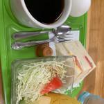 喫茶バンベール - 料理写真: