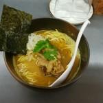 麺匠たかや - 料理写真:たかや拉麺