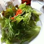 タベラ - サラダ お替り自由