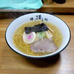 てっぺん - とり塩らーめん(700円)