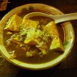 もつ焼き 克  - トンビ豆腐