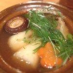 nihonryourioosakaukihashi - きりたんぽ鍋