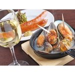 ハウハイザムーン2 - 毎日仕入れる新鮮な魚介類を使った料理はワインとの相性抜群!!