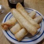丸美屋 - 料理写真:チーズロール5本\350