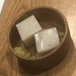 118647915 - 蕎麦屋の手作り蕎麦豆腐