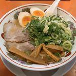 天下一品 - 料理写真:屋台の味+煮卵