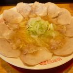 118652078 - 鶏豚骨・チャーシューメン