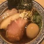 麺処 有彩 - 料理写真:特製醤油らぁめん(900円)