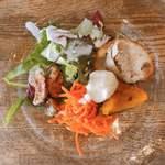 モグラキッチン - 前菜