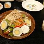 寺田屋 - サラダ