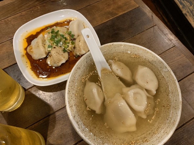 中華 さとうの料理の写真
