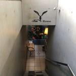 118658169 - お店への入り口です