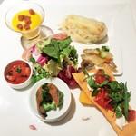 RISTORANTE HAMASAKI - 本日の前菜