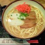 11866065 - 1 沖縄そば・三枚肉そば 700円