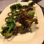 かりんここりんこ - 海老のサラダ菜巻き