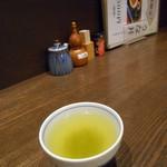 浜田屋 - その他写真:お茶