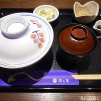 浜田屋-うな丼ランチ