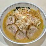 ワン・ツウらーめん - 料理写真:ねぎ味噌チャーシュー麺(1,120円)