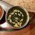 SUNAO - 料理写真:カシミルセット(キーマ、ほうれん草チキン) ¥900 のほうれん草チキンカレー