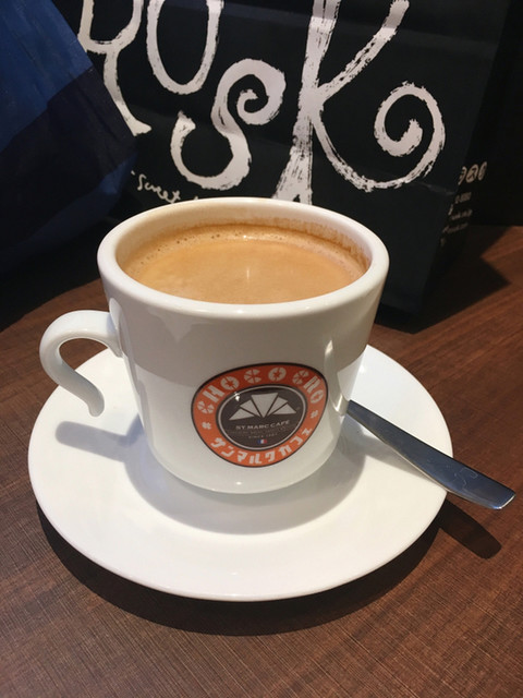 サンマルク カフェ wifi