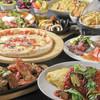 ベビーフェイスプラネッツ - 料理写真:スタンダードコース。全6種類のコスパ抜群コース。