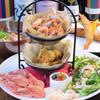 Shrimp Garden - 料理写真: