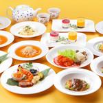 萬珍樓 - 料理写真:麒麟コース