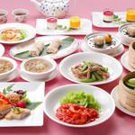萬珍樓點心舗 - 料理写真:菊花宴