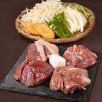 東京ジンギスカン - おすすめ♪【お肉4種お野菜セット】