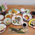 ともしげ - 会席料理:5000円